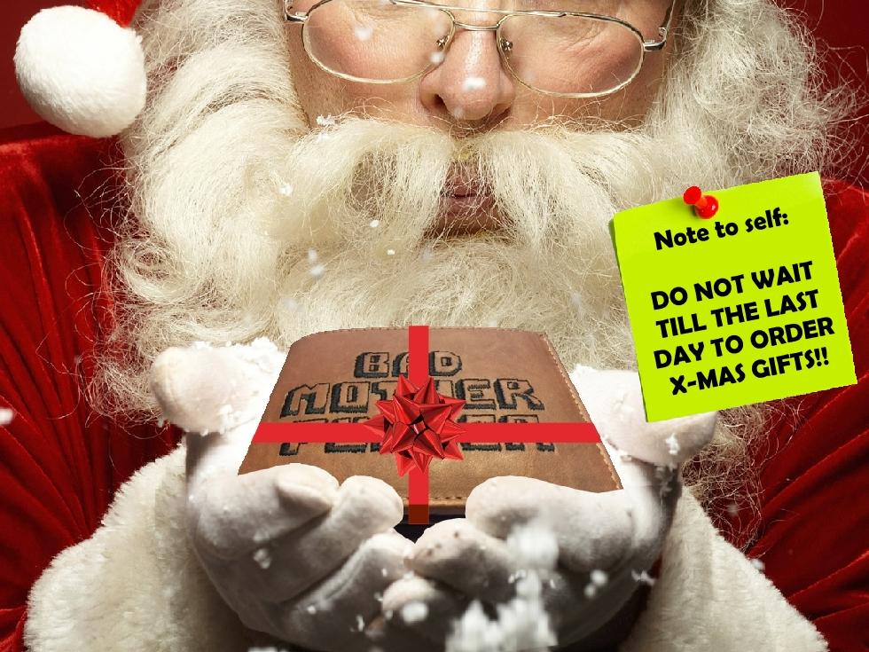 BMF Wallet Xmas Gift